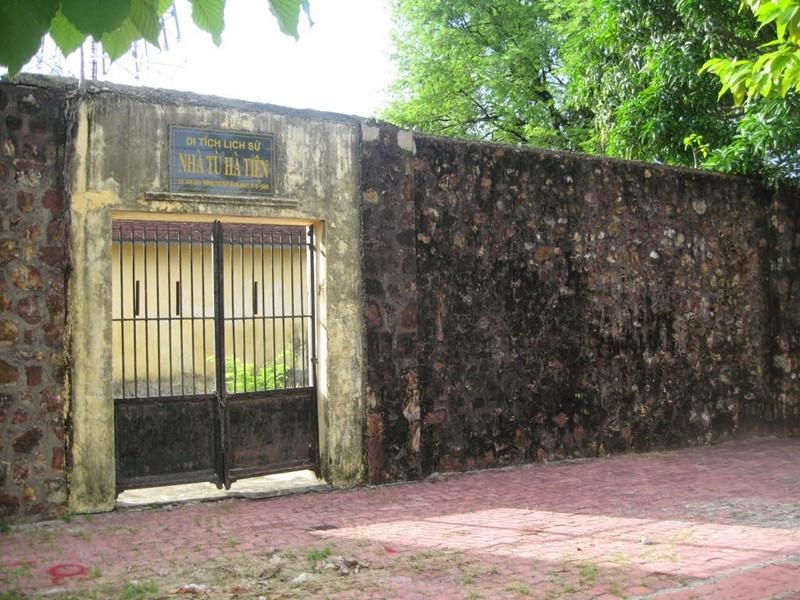 Nhà tù Hà Tiên - chứng tích thời gian