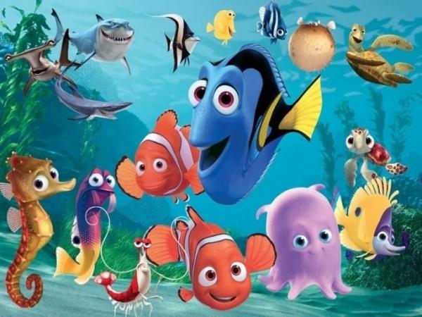 Ngôi nhà vui nhộn của Nemo