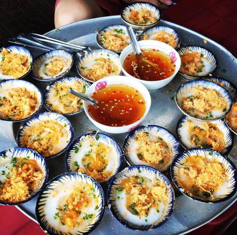 Top 7 địa chỉ ăn bánh bèo ngon nhất tại Hà Nội