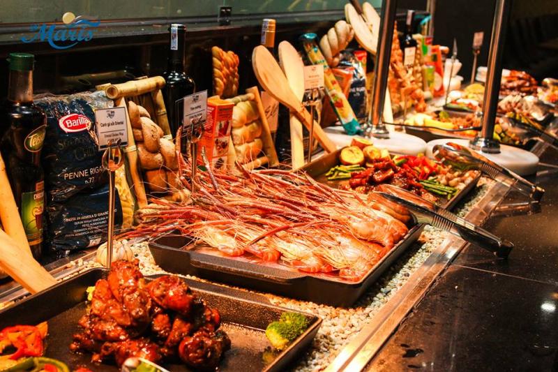 Top 8 Địa chỉ ăn buffet ngon nhất quận 7, TP. HCM