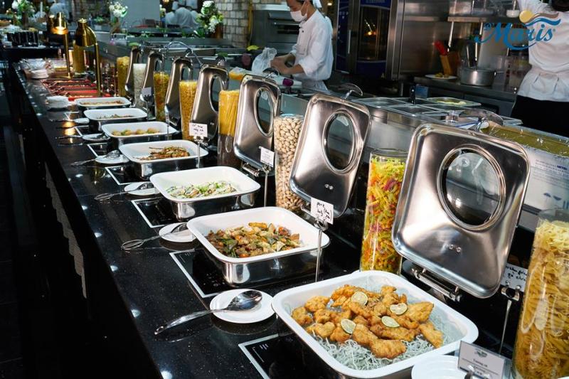 Top 5 Địa chỉ ăn buffet ngon nhất quận 8, TP. HCM