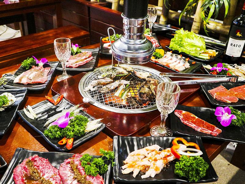 Top 11 Địa chỉ ăn buffet ngon và chất lượng nhất tại Cần Thơ