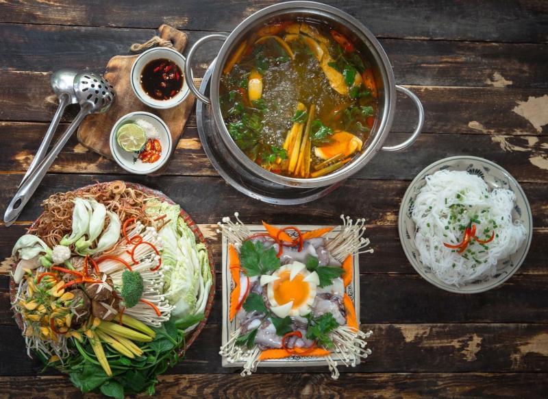 Top 7 địa chỉ ăn lẩu mắm ngon nhất tại Hà Nội
