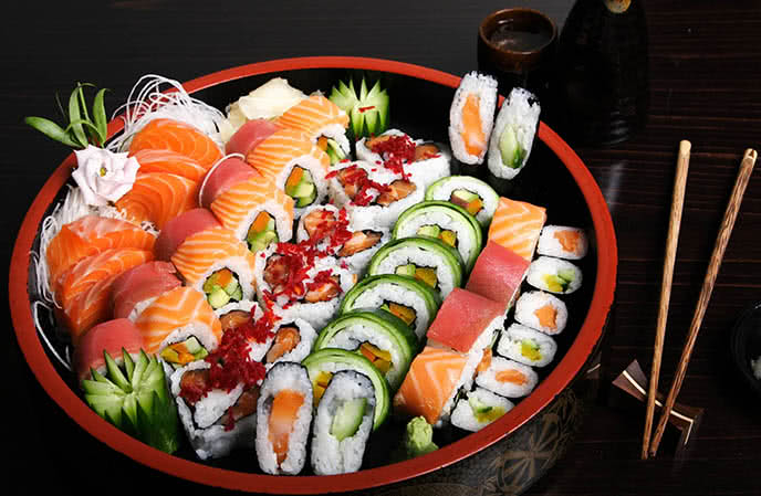 Top 4 Địa chỉ ăn sushi ngon và chất lượng nhất Cần Thơ