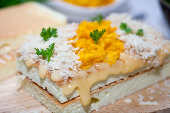 Giá các sản phẩm bánh của tiệm từ : 20.000 – 50.000 VNĐ
