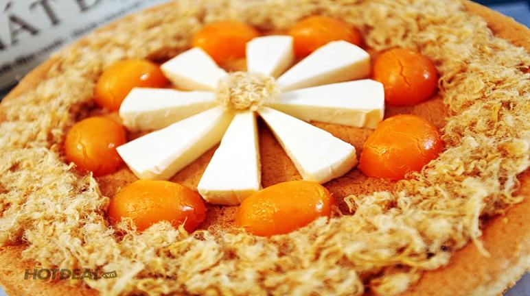 Với công thức làm bánh gia truyền, tiệm thực sự đã khiến vị bánh bông lan truyền thống trở nên vô cùng mới mẻ.