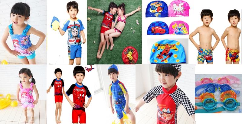 Top 9 địa chỉ bán đồ  bơi trẻ em đẹp nhất TPHCM