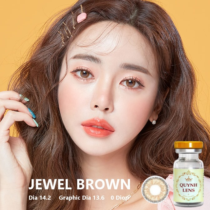 Quỳnh Lens - Lens mắt Hàn Quốc