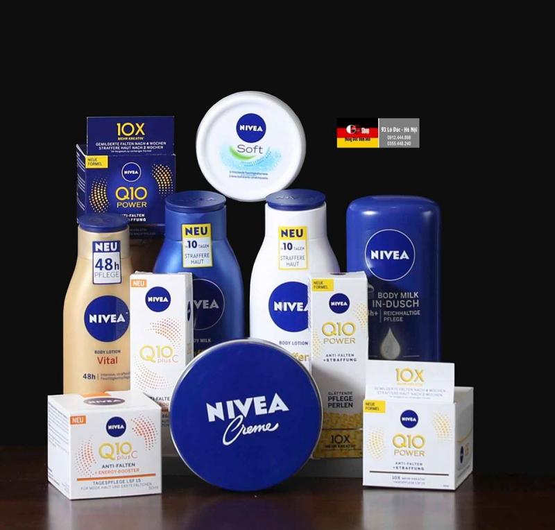 Top 7 địa chỉ bán mỹ phẩm Đức uy tín nhất tại Hà Nội