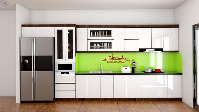Top 8 địa chỉ thiết kế và thi công tủ bếp tốt nhất tại TP. HCM