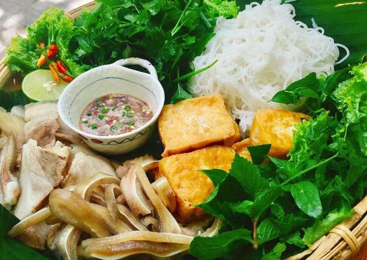 Top 5 địa chỉ bún mẹt ngon và chất lượng nhất TP Hà Tĩnh