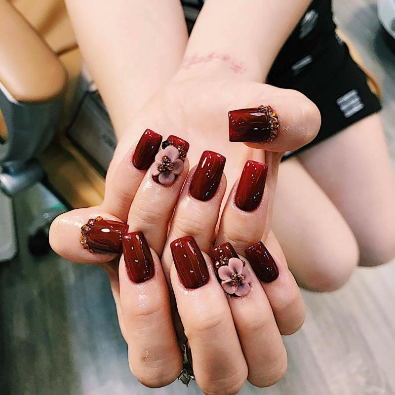 Địa chỉ dạy nghề nail - Salon Bích Thảo