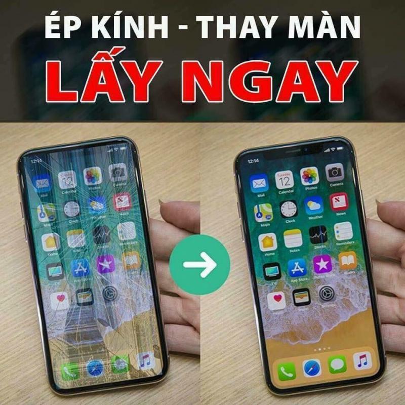 Top 8 Địa chỉ ép kính điện thoại uy tín và chất lượng nhất Nam Định