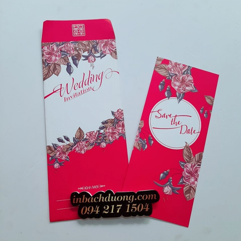 Top 6 Địa chỉ in thiệp cưới đẹp và uy tín nhất quận Tân Bình, TP. HCM