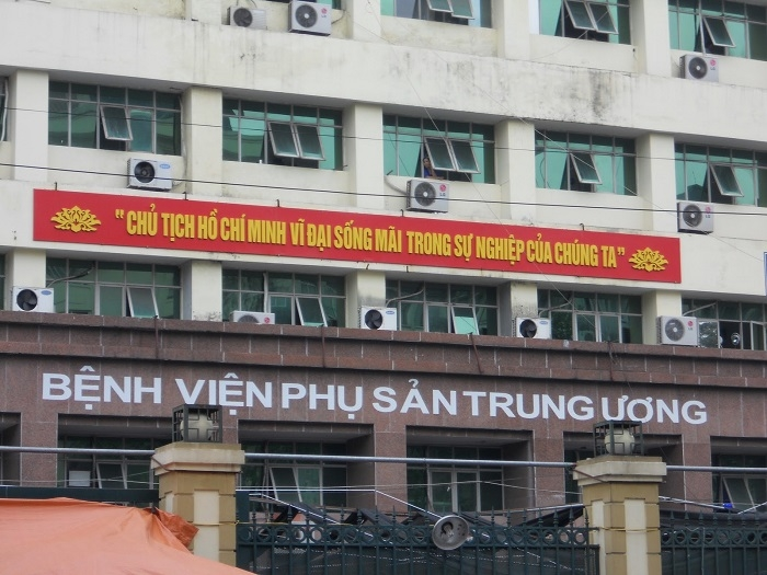 Bệnh viện phụ sản Trung Ương là địa chỉ tin cậy của người dân khu vực phía Bắc