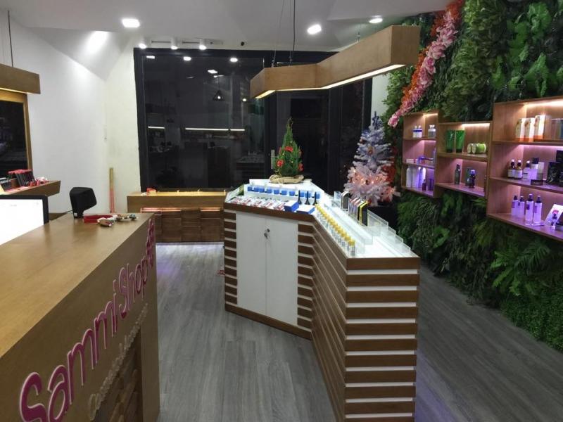 Chi nhánh tại thành phố Hồ Chí Minh thì chỉ mới mở từ 2015
