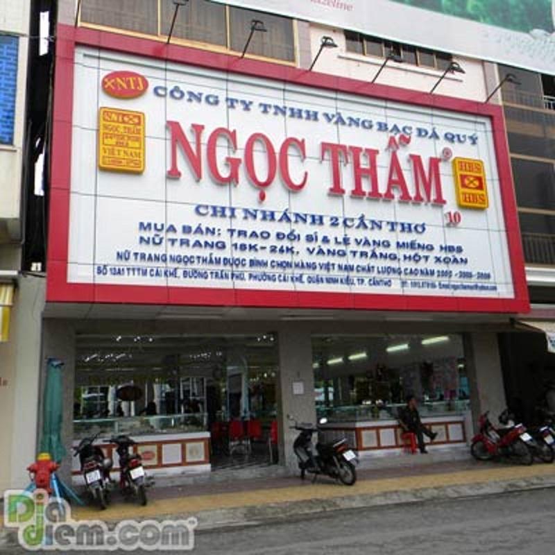 Công ty TNHH Ngọc Thẫm chi nhánh Cần Thơ
