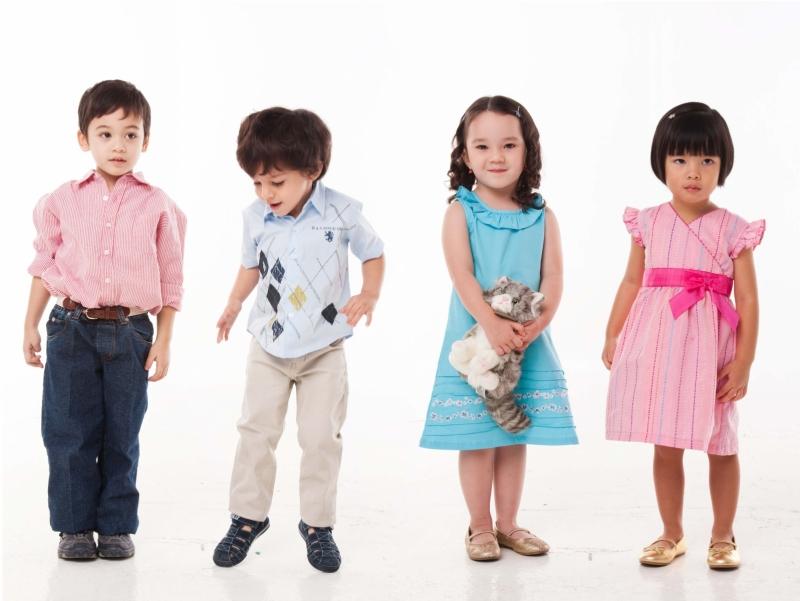 Top 9 địa chỉ mua quần áo trẻ em xuất khẩu giá rẻ nhất ở TPHCM