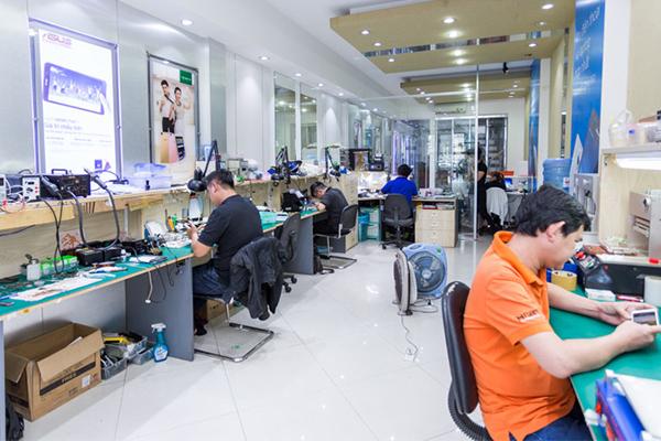 Top 6 Địa chỉ sửa chữa điện thoại tốt nhất quận Cầu Giấy, Hà Nội