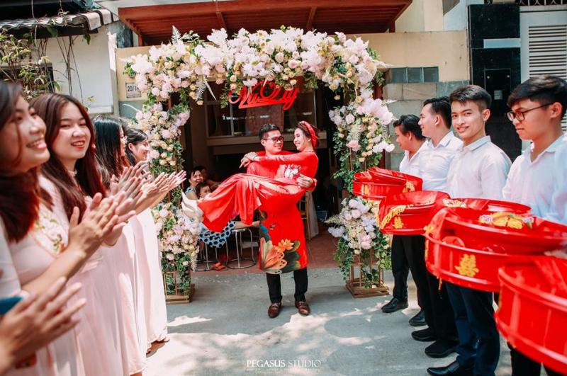 Top 7 Địa chỉ thuê áo dài cưới hỏi đẹp nhất Bình Thạnh, TP. HCM