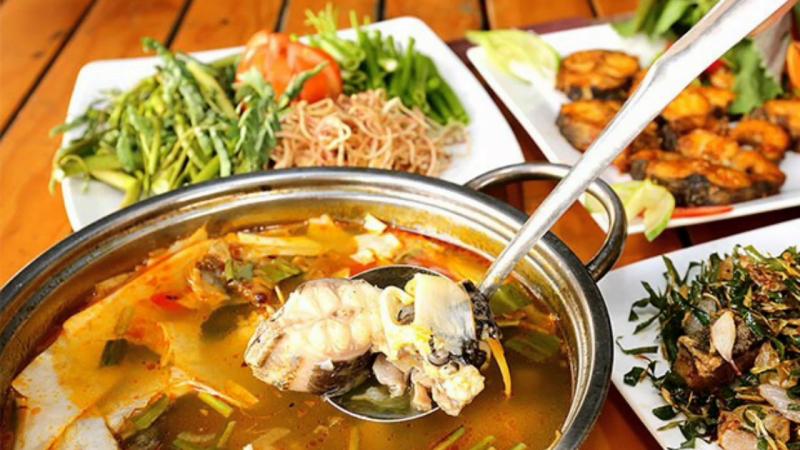 Top 7 địa điểm ăn lẩu cá tầm ngon nhất tại Sapa