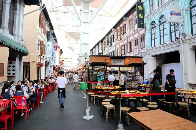 Hãy tham khảo các địa điểm ăn uống trước chuyến đi bạn nhé