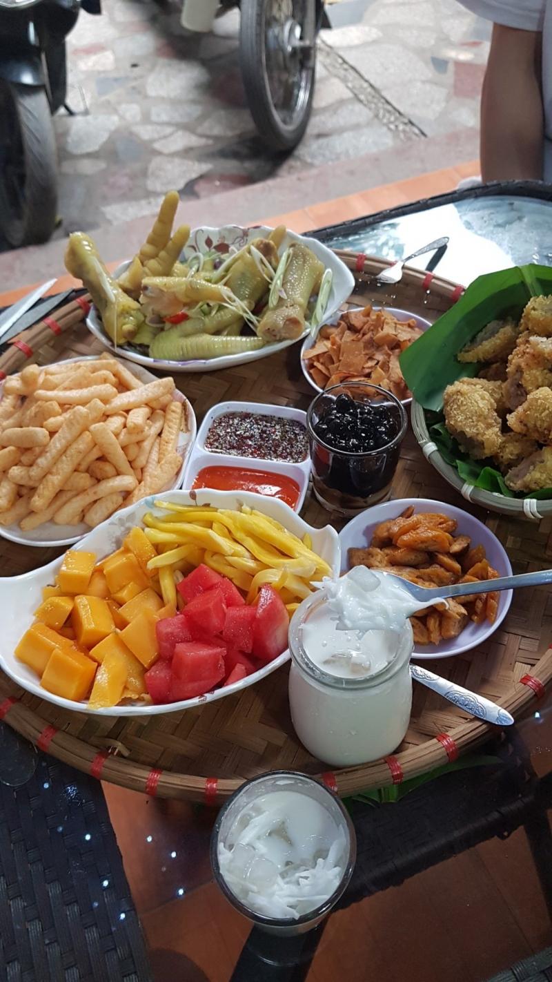 Top 10 địa điểm ăn vặt nên đến nhất tại Thái Nguyên