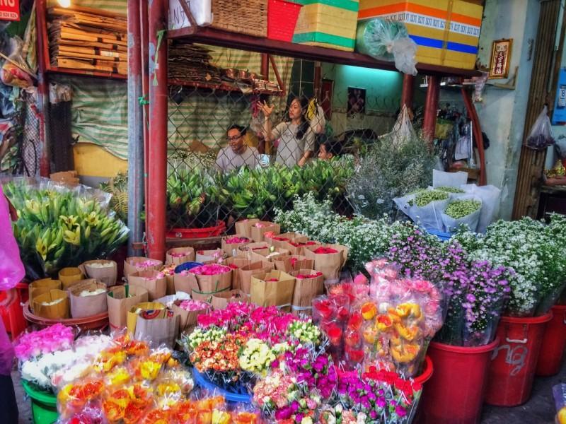 Top 11 địa điểm bán hoa tết đẹp nhất Hà Nội
