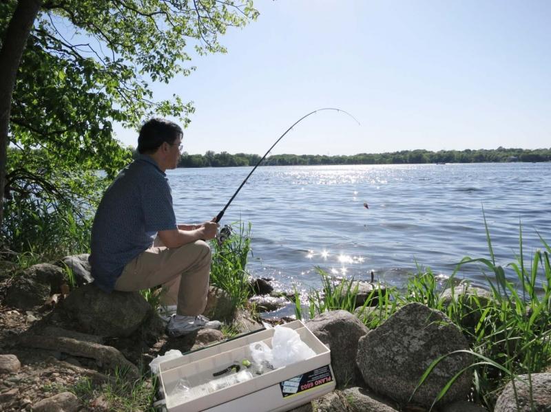 Địa điểm câu sẽ giúp bạn biết được số lượng cá ở đó là bao nhiêu