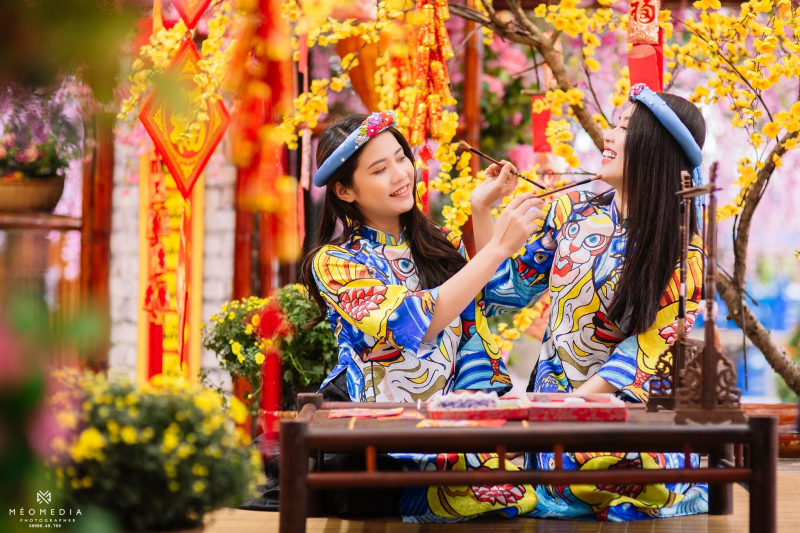 Top 12 địa điểm chụp ảnh Tết đẹp nhất tại Hà Nội