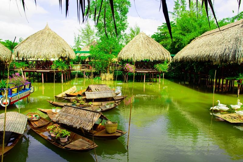 Top 10 địa điểm du lịch sinh thái ở Cần Thơ lý tưởng nhất
