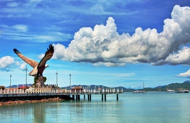Langkawi mệnh danh là Thiên đường du lịch của Malaysia