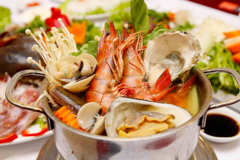 Top 7 Địa điểm thưởng thức hải sản tươi, ngon nhất tại Quy Nhơn,Bình Đinh