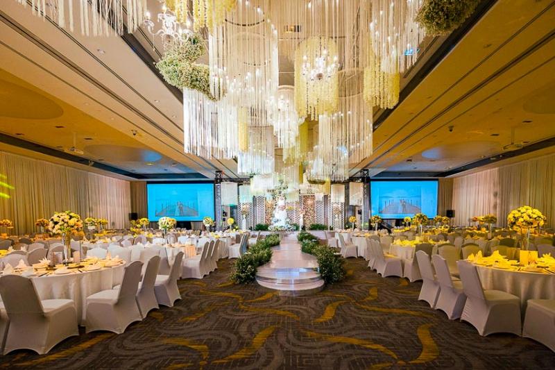Top 9 địa điểm tổ chức tiệc cưới nổi tiếng nhất quận 1, Tp HCM