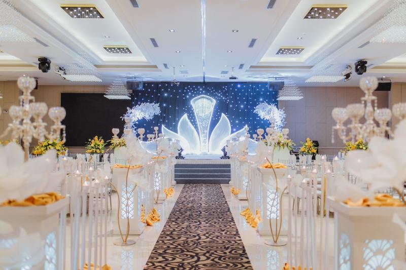 Top 4 địa điểm tổ chức tiệc cưới nổi tiếng nhất quận 11, Tp HCM