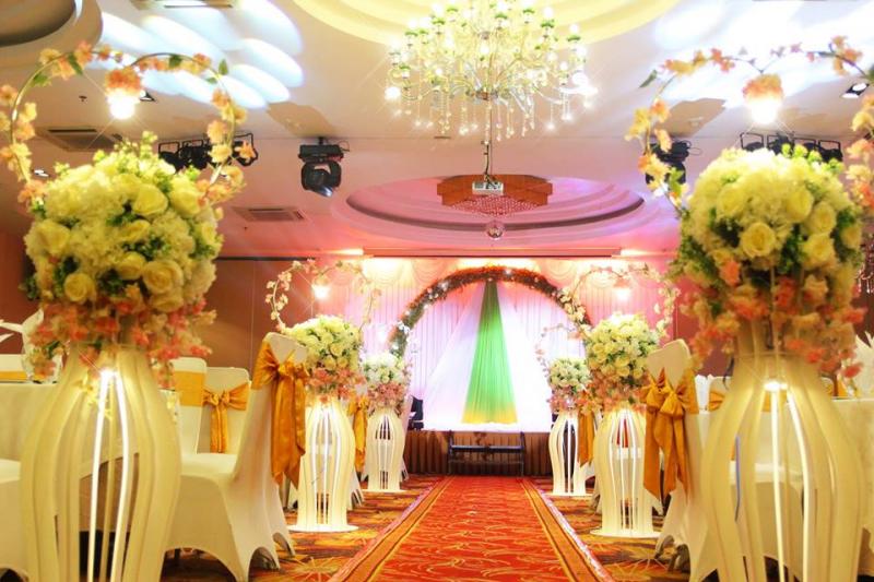 Top 7 địa điểm tổ chức tiệc cưới nổi tiếng nhất quận 7, TP HCM
