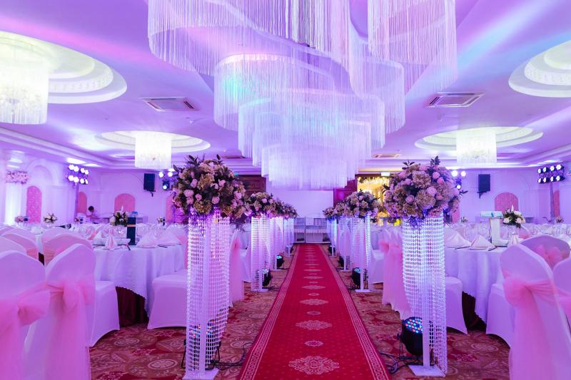 Top 5 địa điểm tổ chức tiệc cưới nổi tiếng nhất quận 9, Tp HCM