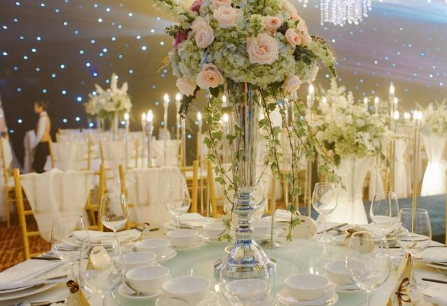 Top 10 địa điểm tổ chức tiệc cưới nổi tiếng nhất quận Tân Phú, TP HCM
