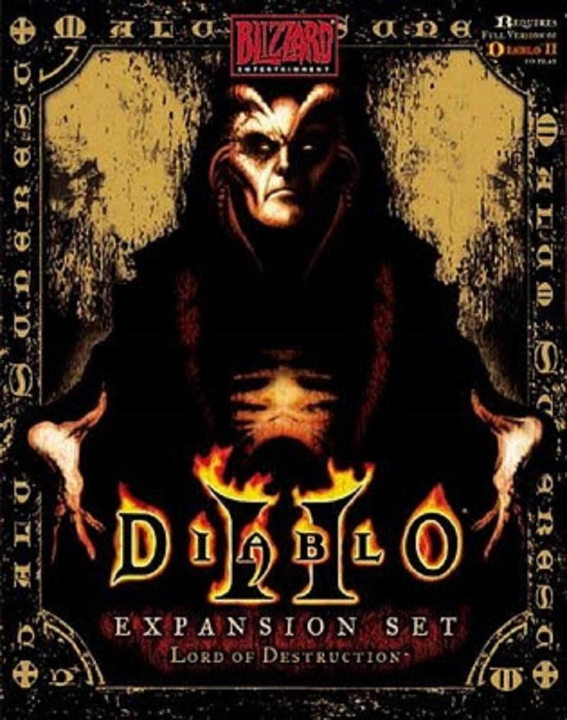 Game nhập vai offline Diablo II