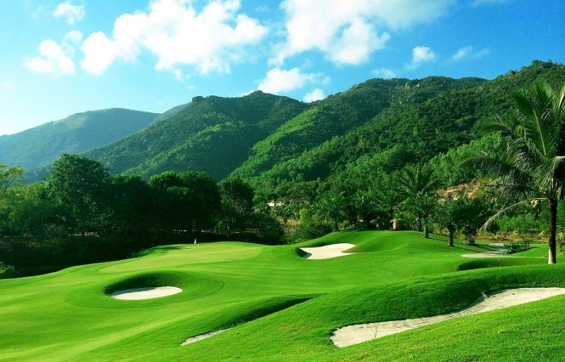 Diamond Bay Golf & Villa resort Nha Trang