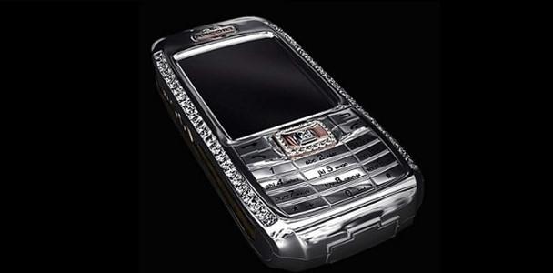 Diamond Crypto Smartphone ($ 1,3 triệu)
