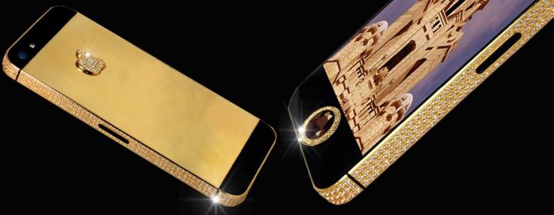 Diamond Rose iPhone 4 32GB là chiếc điện thoại đắt giá nhất thế giới 2018 với trị giá 8 triệu USD