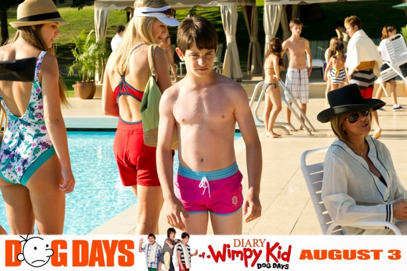 Phim Diary of a Wimpy Kid: Dog Days