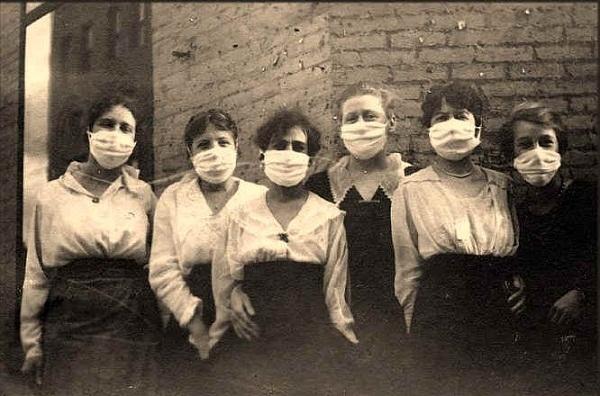 Dịch cúm năm 1918 – dịch bệnh trên thế giới