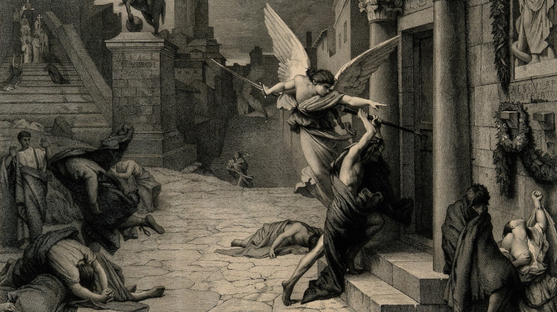 Dịch đậu mùa La Mã