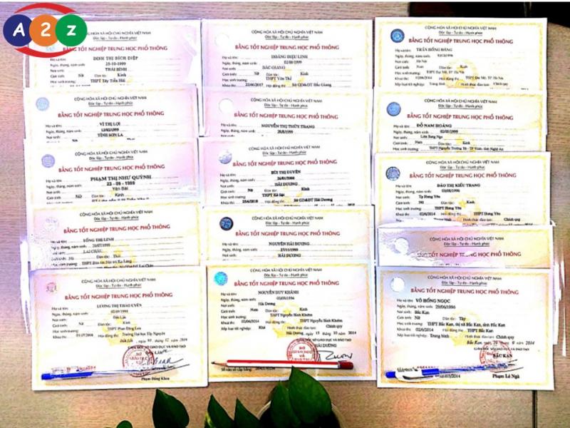 Dịch Thuật Công Chứng A2Z