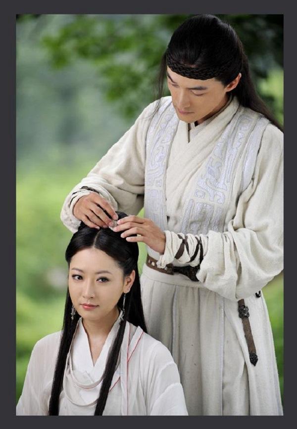 Hồ Ca trong vai Dịch Tiểu Xuyên