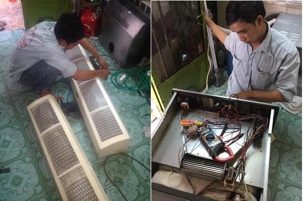 Dịch vụ bảo trì, sửa chữa điện lạnh Bách Việt