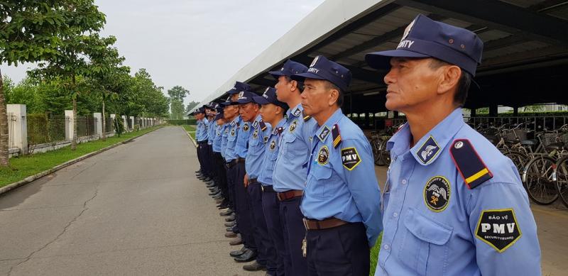 Công ty bảo vệ Liên Doanh Yuki Sepre 24