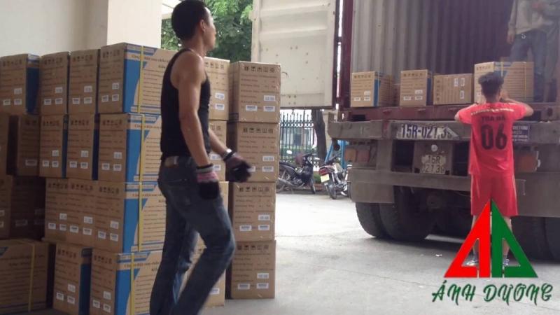 Dịch vụ bốc xếp hàng hóa Ánh Dương
